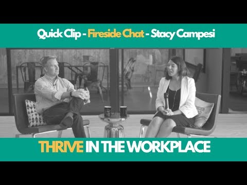 Thrive in the Workplace - Stacy Campesi from SLC Coaching | FSC
