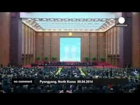 North Korea first session in new parliament