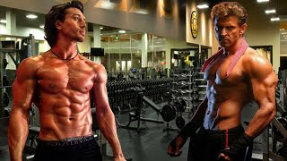 TIGER shroff VS HRITIK ROSHAN leaked video in Gym.BAAGHI 2