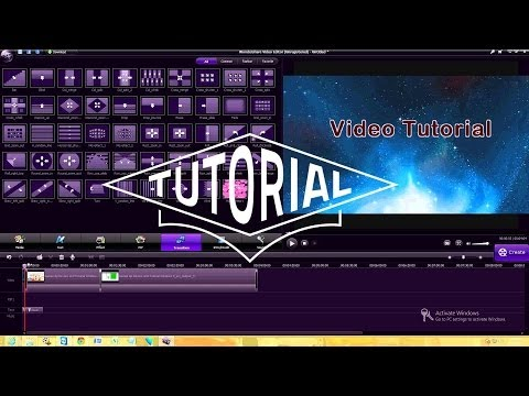 Wondershare Video Editor Review and Tutorial