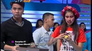 Special Ulang Tahun Syahnaz Part 3 - dahSyat 30 Oktober 2014