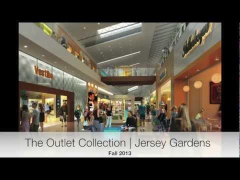 Jersey Gardens Outlet Mall Elizabeth New Jersey