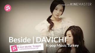 [Turkish Subtitles] | Davichi – Beside Me (내 옆에 그대인 걸) | Türkçe altyazı Kore müzik