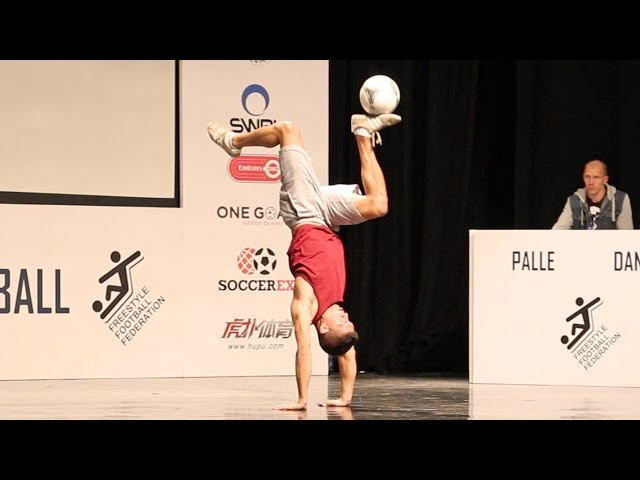 FINAL BATTLE - Boyka (Colombia)  vs Charly (Argentina) :: F3WT 2014