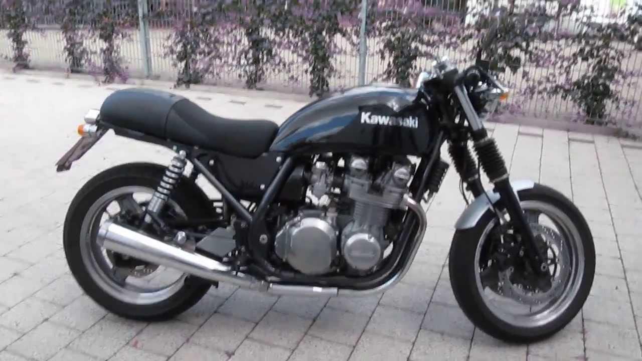 Kawasaki Zephyr 750 Umbau Cafe