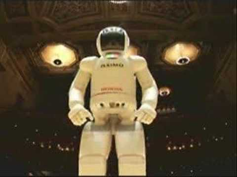 Honda ASIMO Directs Charity Performance of Detroit Symphony