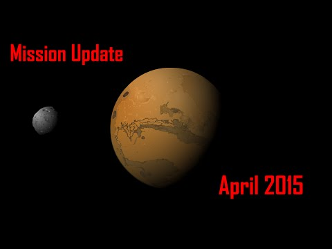 Mars One Mission Update: April 2015