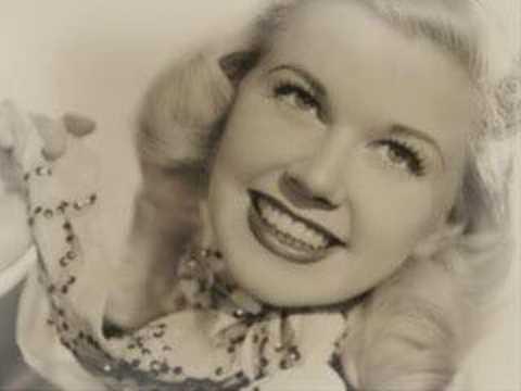 Doris Day singing No Moon At All