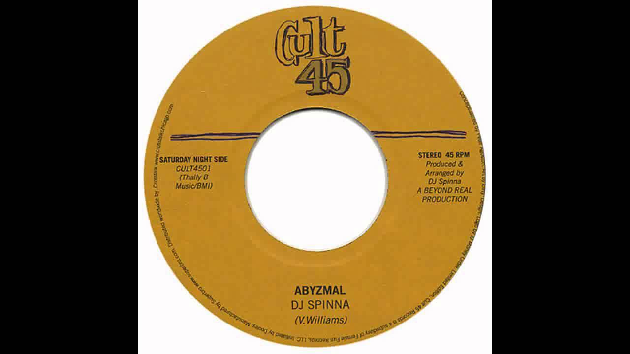 DJ Spinna - Ill Kudana / Abyzmal