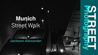 Street Photography - Munich Street Walk