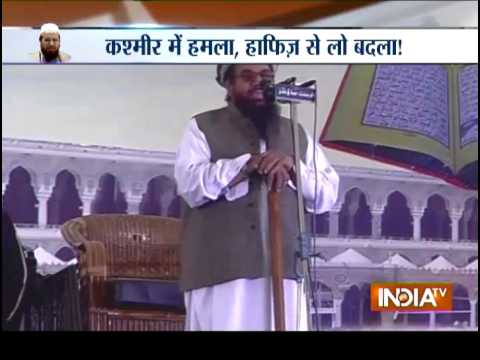 Hafiz Saeed's rally mainstreaming of terrorism: India