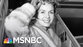 Debbie Reynolds, Actress And Mother Of Carrie Fisher, Dies At 84   MSNBC