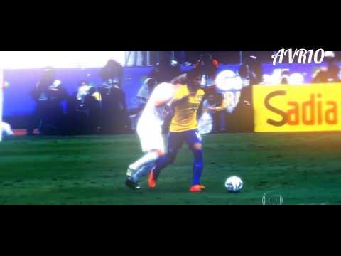 Neymar Skills & Goals World Cup Brazil 2014 - HD
