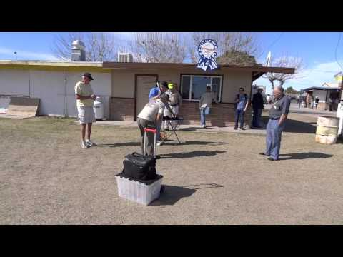 WD9EWK working FO-29 at Yuma (Arizona) Hamfest - 16 February 2013 at 1819 UTC