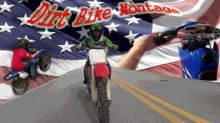 Dirt Bike Montage |Cracks Begin to Show Dubstep| GoPro HD 720P