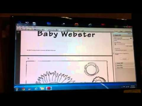 The Baby Van Gogh DVD Coloring Book YouTube