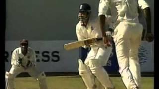 Mark Ramprakash 154 vs West Indies 1998 5th test PART ONE