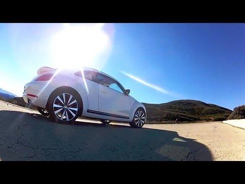 VW Turbo Beetle - Full Boost Road Test!