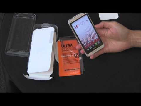 HTC One Spigen SGP Ultra Thin Air Case Review - by Gazelle.com