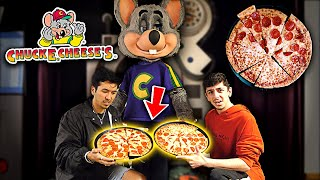 We Tested the Chuck E. Cheese Pizza Conspiracy... (Shocking Footage)
