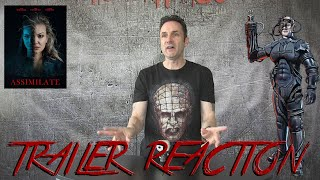 Assimilate Trailer Reaction