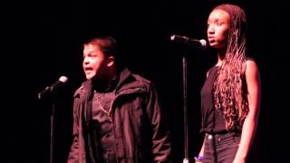 "2014 - Brave New Voices (Finals) - ""Text Me"" by Los Angeles Team"