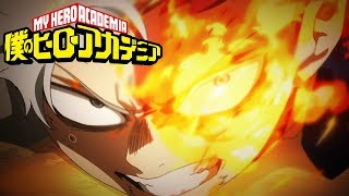 Wind and Fire | My Hero Academia