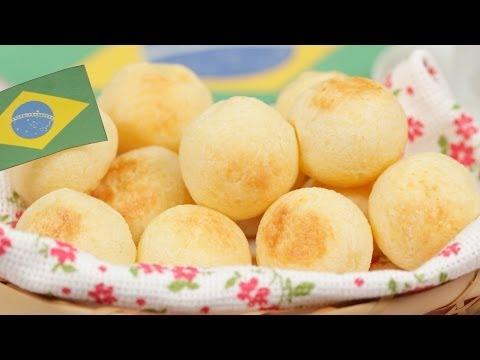 Pão de Queijo (Cheese Buns) Recipe ポンデケージョ 作り方 レシピ Special Guest Rolê Gourmet