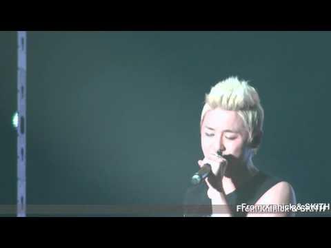 XIA Junsu 1st Asia Tour 2012 in Bangkok – Fallen Leaves