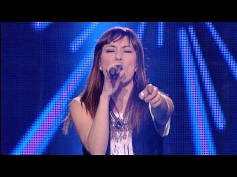 Αντιγόνη Τσιπλακίδη - Aretha Franklin - Respect | The Voice of Greece - The Blind Auditions (S01E06)