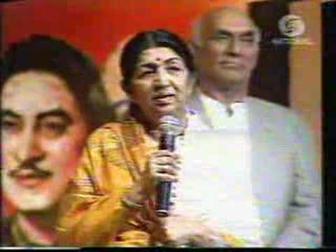 Sunidhi Chauhan And Pradip Somasundaran Winning Meri Awaz Suno And Lata Mangeshkar Award1996 video