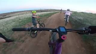 Make time to ride bikes with your kids!