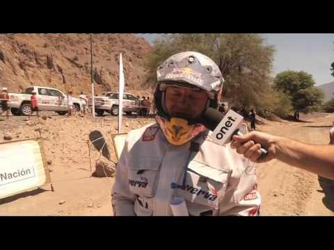 Etap III ORLEN Team w rajdzie Dakar 2012 Hołowczyc liderem