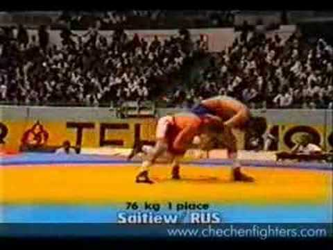 Saitiev Highlights