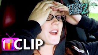 video 'Teen Mom 2' finale reunion: In this deleted scene, Jenelle and Nathan get pulled over for speeding on their way to a Miley Cyrus concert and Jenelle lashes out at the cameras. Subscribe!...