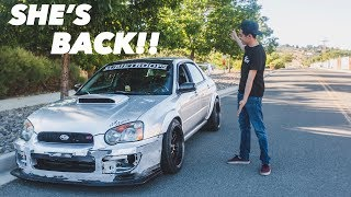 Subaru STI Makes A Comeback!!