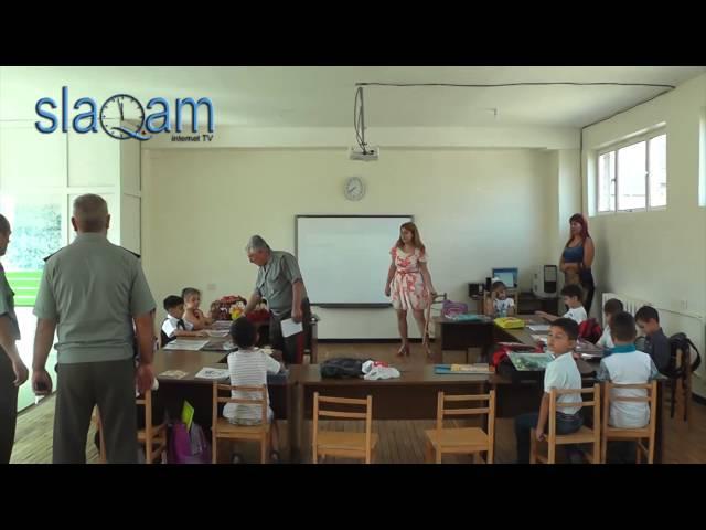 Slaq.am. «Սեպտեմբեր 1-ը Մխիթար Սեբաստացի կրթահամալիրում»