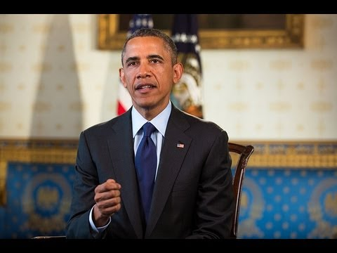Weekly Address: America Stands with the City of Boston