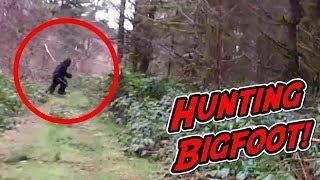 Hunting Bigfoot (Finding Bigfoot)