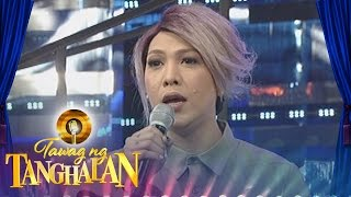 Drama sa Tanghalan: Vice has a message for Cupid