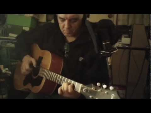 Suzanne by John Martyn - A Cover