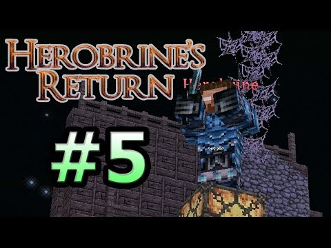 Tackle⁴⁸²⁶ Herobrine's Return (Minecraft Adventure)[TH] #5
