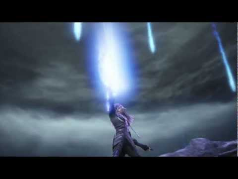 Final Fantasy® Xiii-2 battle Of Valhalla Trailer