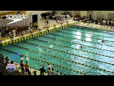 Women s 400m Individual Medley B Final - 2012 YMCA Long Course National Championships