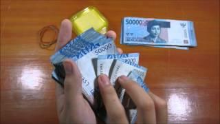 Cara Menghitung Uang Cepat dan Mudah