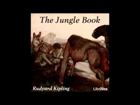 The Jungle Book Rudyard Kipling (FULL audiobook)