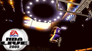 NBA Live 2005 PS2 Slam Dunk Contest 3