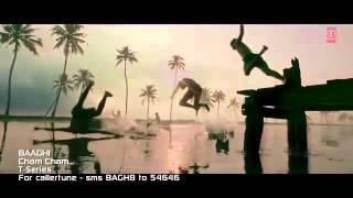 Cham Cham Dance Video BAAGHI | Tiger Shroff, Shraddha Kapoor | Meet Bros, Monali Thakur