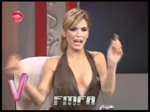 Viviana Canosa: Tetas saltarinas