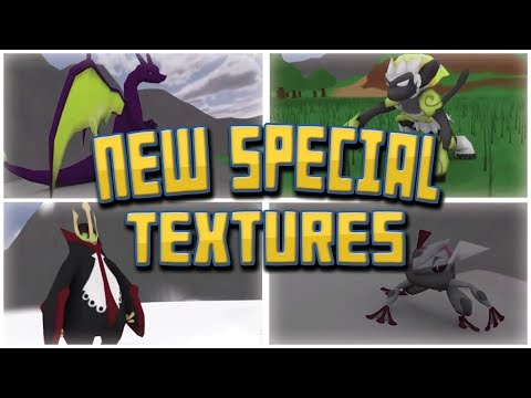 NEW SPECIAL TEXTURES! *NEW MODELS*    PIXELMON UPDATE TRAILER REVIEW